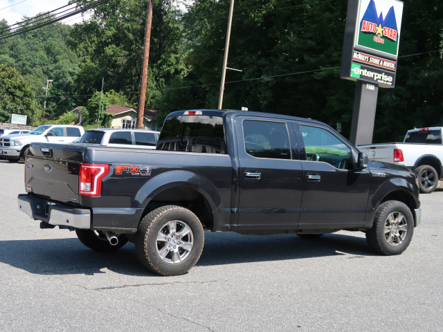 Pre-Owned 2015 FORD F150 XLT