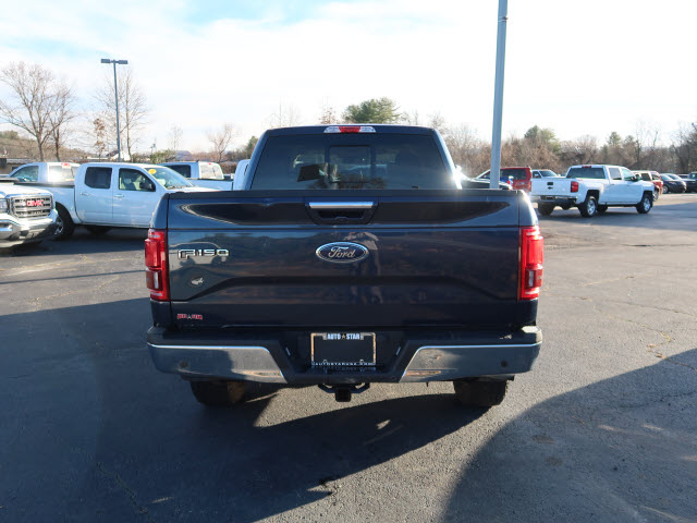 Pre-Owned 2015 FORD F150 Lariat