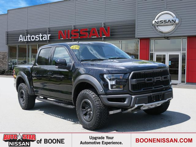 Pre-Owned 2018 FORD F150 Raptor