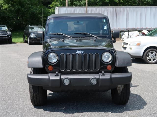 Pre-Owned 2010 JEEP WRANGLER UNLIMITED Unlimited Rubicon