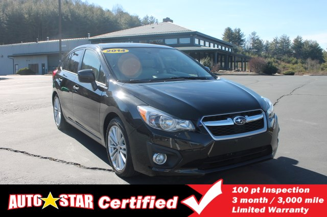 Pre-Owned 2014 Subaru Impreza 2.0i Sport Limited
