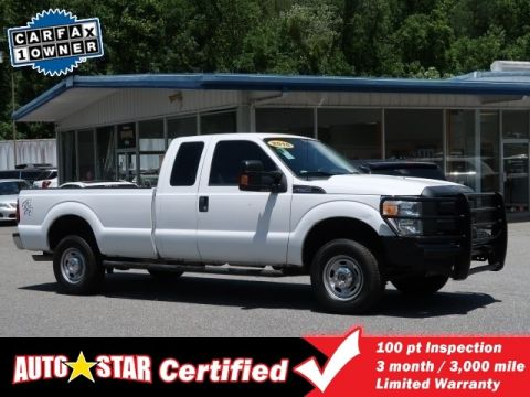 Pre-Owned 2016 FORD F250 XL