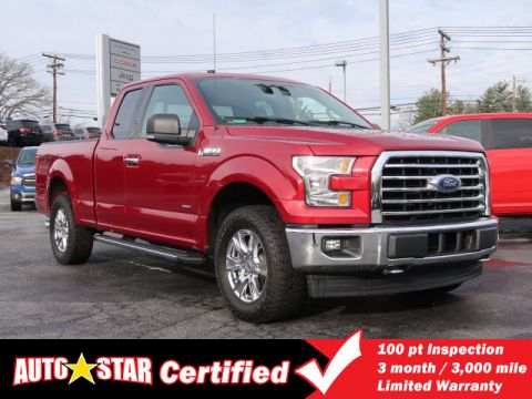 Pre-Owned 2017 Ford F150 XLT