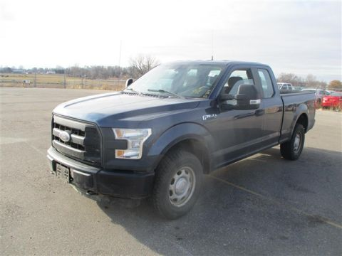 Pre-Owned 2015 FORD F150 XL