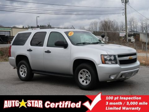 Pre-Owned 2014 Chevrolet Tahoe Special Services