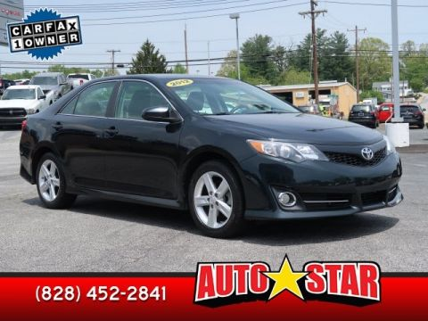 Pre-Owned 2012 Toyota CAMRY HYBRID XLE/SE SE