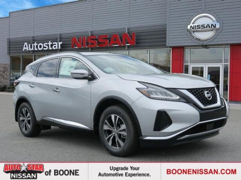 New 2019 Nissan Murano SV SUV in Boone #9NM02 | AutoStar