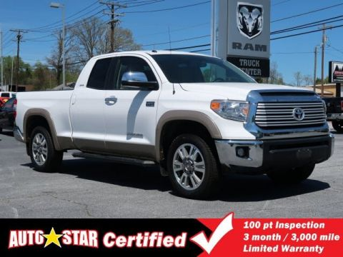 Pre-Owned 2015 Toyota Tundra Limited 5.7L V8 w/FFV