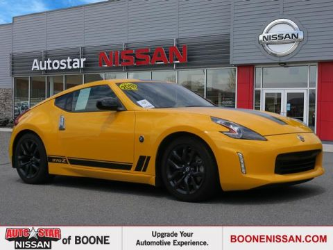 Pre-Owned 2018 NISSAN 370Z Base